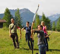Bogenschießen in Tirol