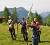 Archery in Tyrol