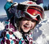 Skischulen für Kids